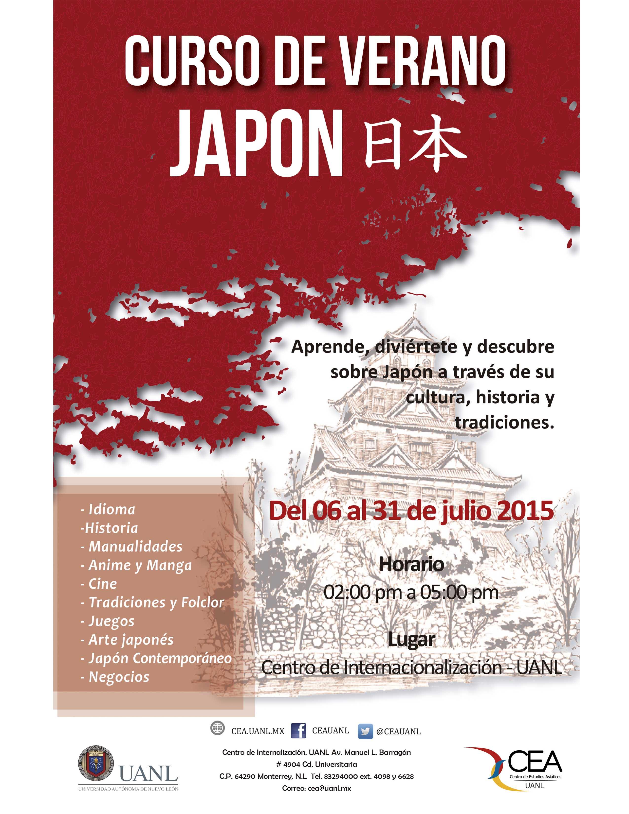 japon verano cursoooo